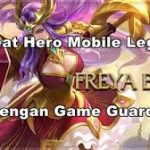Cara Cheat/Hack Game Mobile Legends Menggunakan Aplikasi Game Guardian